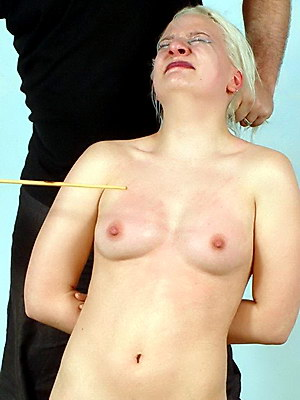 Caning Teen 116